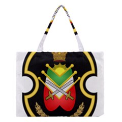 Shield Of The Imperial Iranian Ground Force Medium Tote Bag