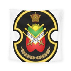 Shield Of The Imperial Iranian Ground Force Square Tapestry (small)