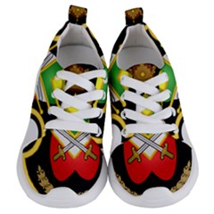 Shield Of The Imperial Iranian Ground Force Kids  Lightweight Sports Shoes