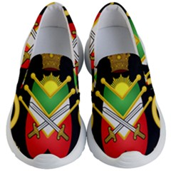 Shield Of The Imperial Iranian Ground Force Kid s Lightweight Slip Ons