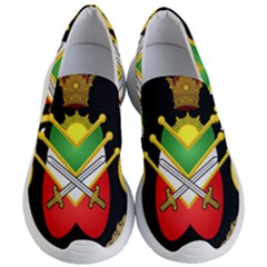 Shield Of The Imperial Iranian Ground Force Women s Lightweight Slip Ons