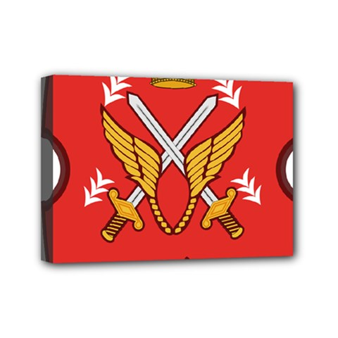 Seal Of The Imperial Iranian Army Aviation  Mini Canvas 7  X 5