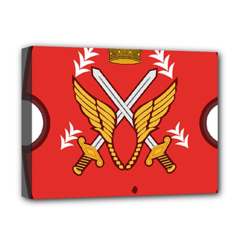 Seal Of The Imperial Iranian Army Aviation  Deluxe Canvas 16  X 12