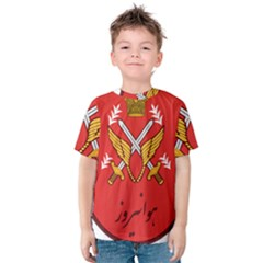 Seal Of The Imperial Iranian Army Aviation  Kids  Cotton Tee