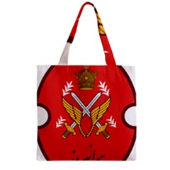 Seal Of The Imperial Iranian Army Aviation  Grocery Tote Bag
