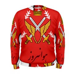 Seal Of The Imperial Iranian Army Aviation  Men s Sweatshirt