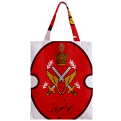 Seal Of The Imperial Iranian Army Aviation  Zipper Classic Tote Bag