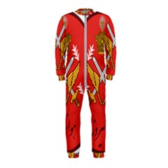 Seal Of The Imperial Iranian Army Aviation  Onepiece Jumpsuit (kids)