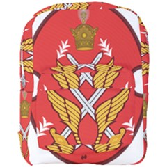 Seal Of The Imperial Iranian Army Aviation  Full Print Backpack