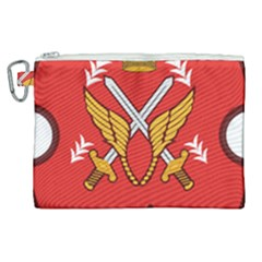 Seal Of The Imperial Iranian Army Aviation  Canvas Cosmetic Bag (xl)