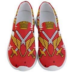 Seal Of The Imperial Iranian Army Aviation  Men s Lightweight Slip Ons
