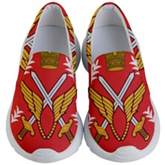 Seal Of The Imperial Iranian Army Aviation  Kid s Lightweight Slip Ons