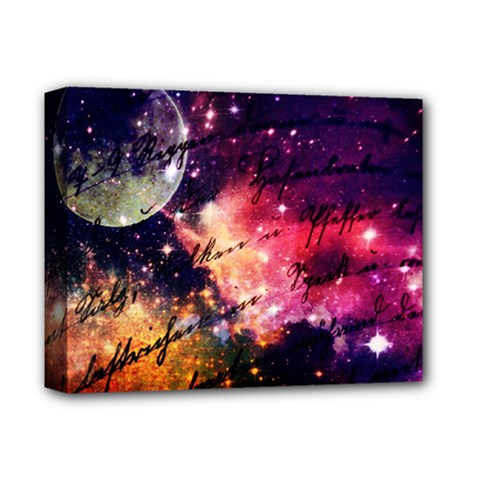 Letter From Outer Space Deluxe Canvas 14  X 11