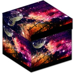 Letter From Outer Space Storage Stool 12