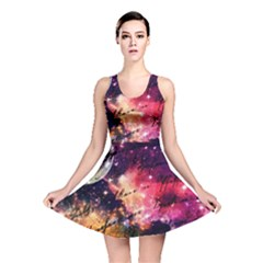 Letter From Outer Space Reversible Skater Dress