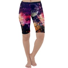 Letter From Outer Space Cropped Leggings