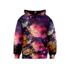Letter From Outer Space Kids  Pullover Hoodie
