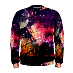 Letter From Outer Space Men s Sweatshirt