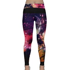 Letter From Outer Space Classic Yoga Leggings