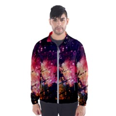 Letter From Outer Space Wind Breaker (men)