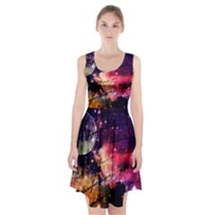 Letter From Outer Space Racerback Midi Dress