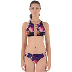 Letter From Outer Space Perfectly Cut Out Bikini Set
