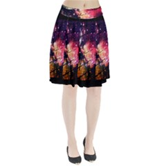 Letter From Outer Space Pleated Skirt