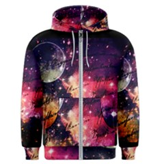 Letter From Outer Space Men s Zipper Hoodie
