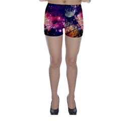 Letter From Outer Space Skinny Shorts