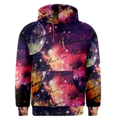 Letter From Outer Space Men s Pullover Hoodie