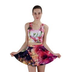 Letter From Outer Space Mini Skirt