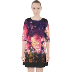 Letter From Outer Space Pocket Dress