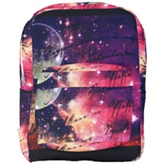 Letter From Outer Space Full Print Backpack