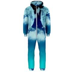 Dreamy Night Hooded Jumpsuit (men)