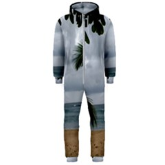 Through The Trees  Hooded Jumpsuit (men)