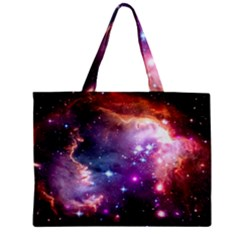 Deep Space Dream Zipper Mini Tote Bag