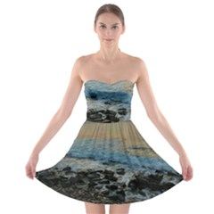Aquadillia Puerto Rico  Strapless Bra Top Dress