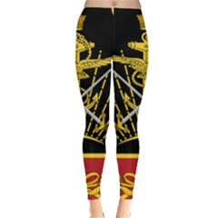 Logo Of Imperial Iranian Ministry Of War Leggings