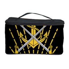 Logo Of Imperial Iranian Ministry Of War Cosmetic Storage Case
