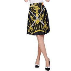 Logo Of Imperial Iranian Ministry Of War A Line Skirt