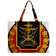 Logo Of Imperial Iranian Ministry Of War Zipper Mini Tote Bag