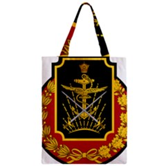 Logo Of Imperial Iranian Ministry Of War Zipper Classic Tote Bag
