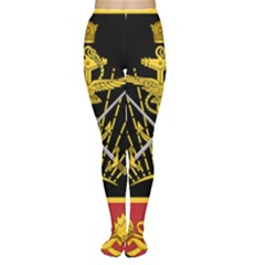 Logo Of Imperial Iranian Ministry Of War Women s Tights
