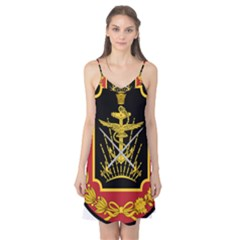Logo Of Imperial Iranian Ministry Of War Camis Nightgown