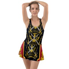 Logo Of Imperial Iranian Ministry Of War Swimsuit