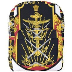 Logo Of Imperial Iranian Ministry Of War Full Print Backpack