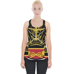 Logo Of Imperial Iranian Ministry Of War Piece Up Tank Top