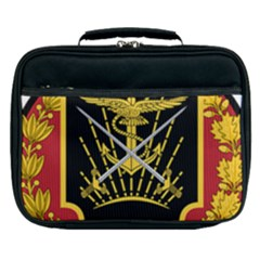Logo Of Imperial Iranian Ministry Of War Lunch Bag