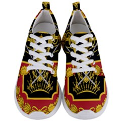 Logo Of Imperial Iranian Ministry Of War Men s Lightweight Sports Shoes