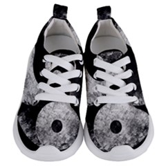 Grunge Yin Yang Kids  Lightweight Sports Shoes